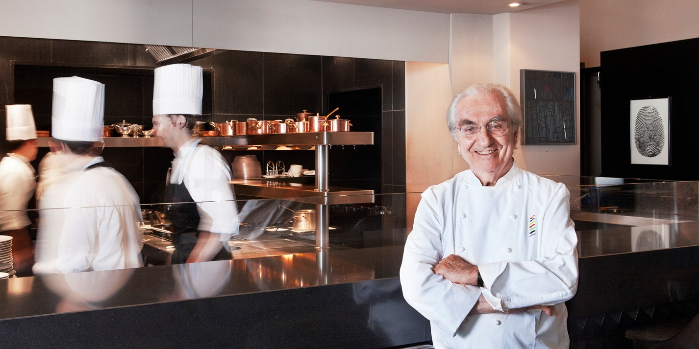Gualtiero Marchesi: the godfather of Italian cuisine