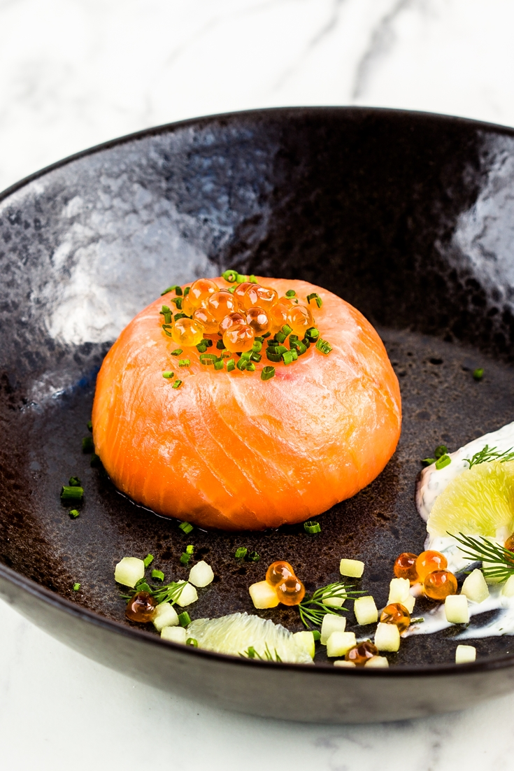 Smoked Salmon Mousse Recipe Great British Chefs