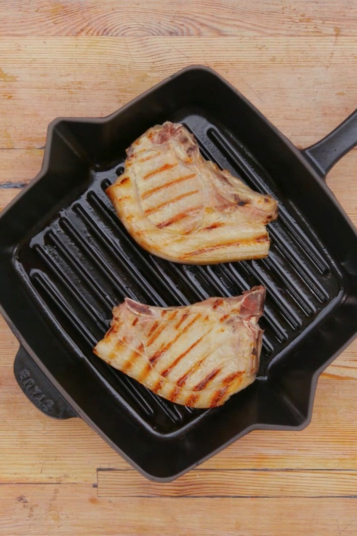 How To Cook Pork Chops Great British Chefs