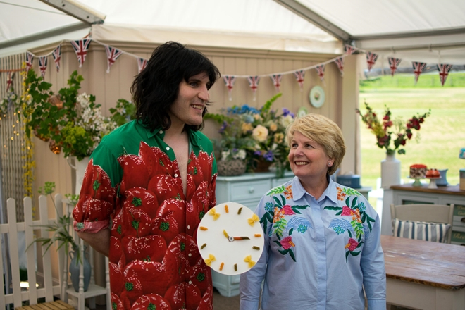 Great British Bake Off 2017: Italian week recap