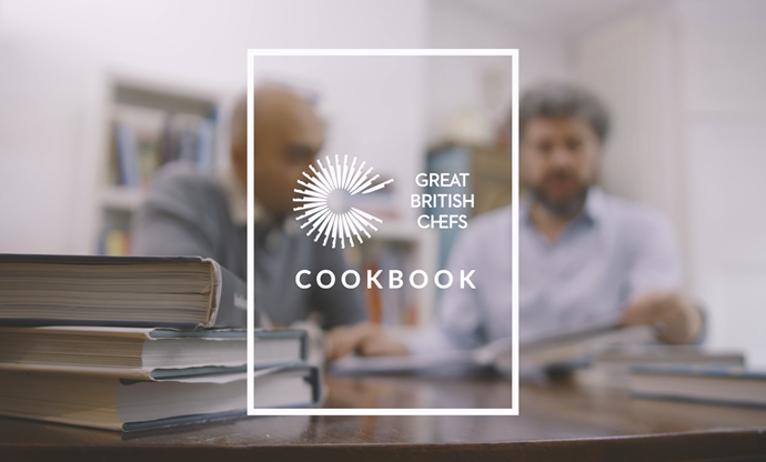 The Great British Chefs Cookbook: back now!