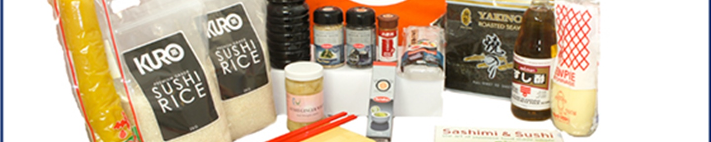 Win a sushi set plus a Flint & Flame knife worth over £200