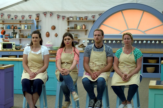 Great British Bake Off 2017: pâtisserie week recap