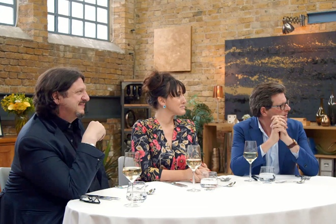 What we learnt from week one of MasterChef: The Professionals 2017