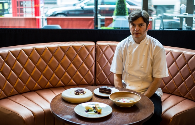 Simon Jenkins: the nomadic life of a pastry consultant
