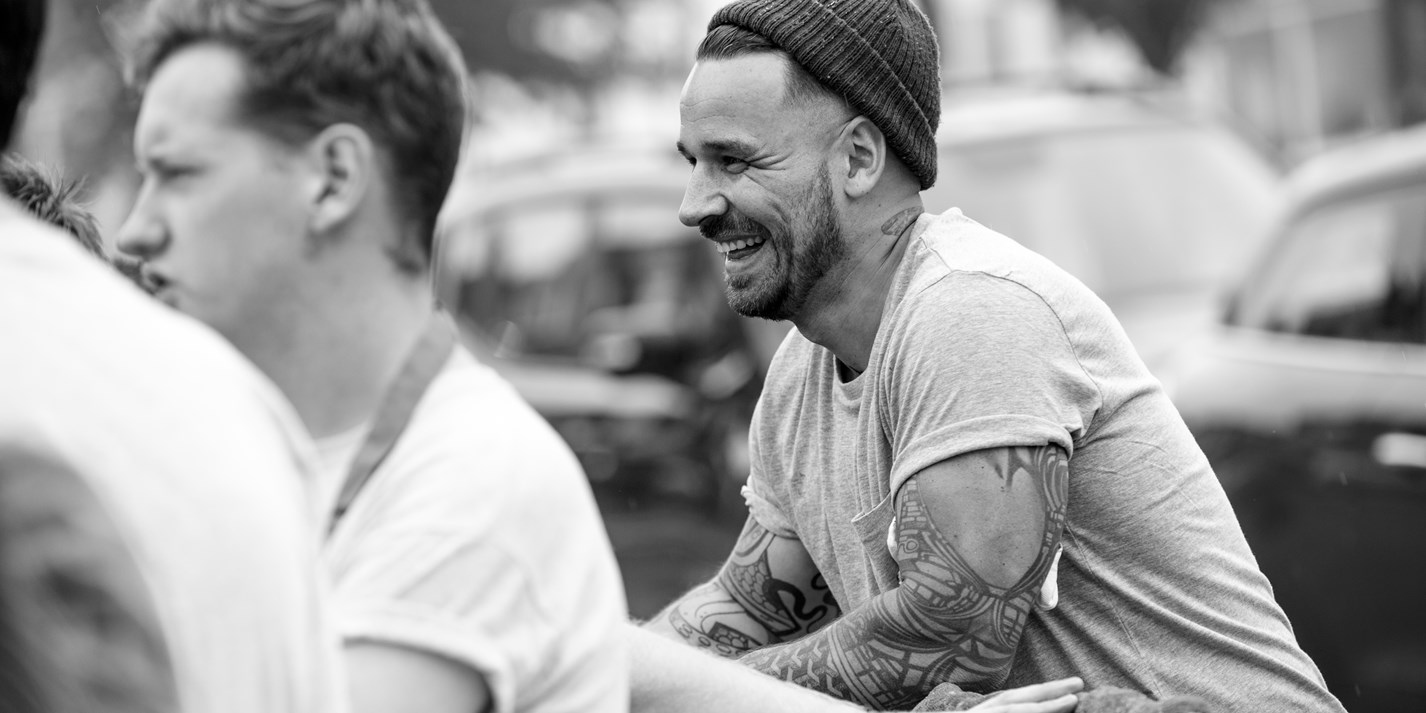 Gary Usher's guide to Liverpool