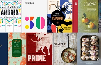 Best cookbooks for Christmas 2017