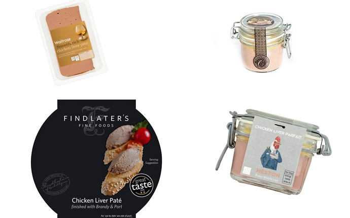 Taste test: the best chicken liver pâté for Christmas 2017
