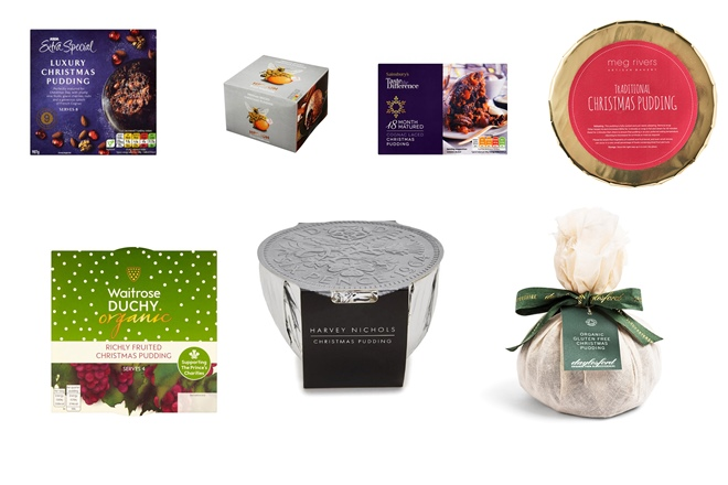 Taste test: the best Christmas puddings for Christmas 2017