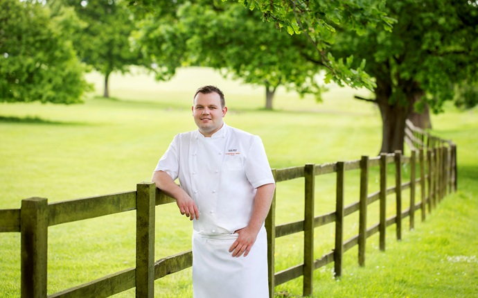 Adam Smith at Coworth Park: Classical cooking at its best