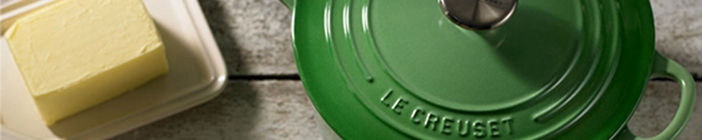 Win Le Creuset round cast iron casserole dish worth £169