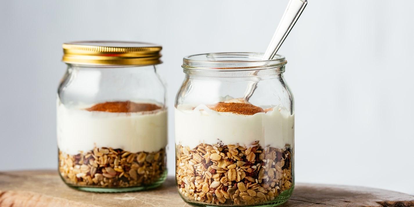 Healthy Granola Recipe - Great British Chefs