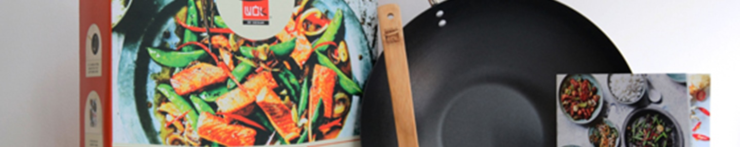 Win a Wok Set from School of Wok worth £30