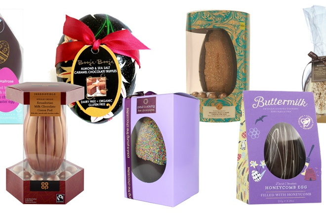 Taste test: the best Easter eggs for 2018