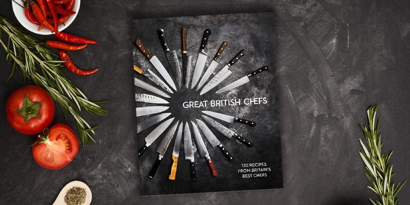 The Great British Chefs Cookbook: how to buy it if you're outside the UK