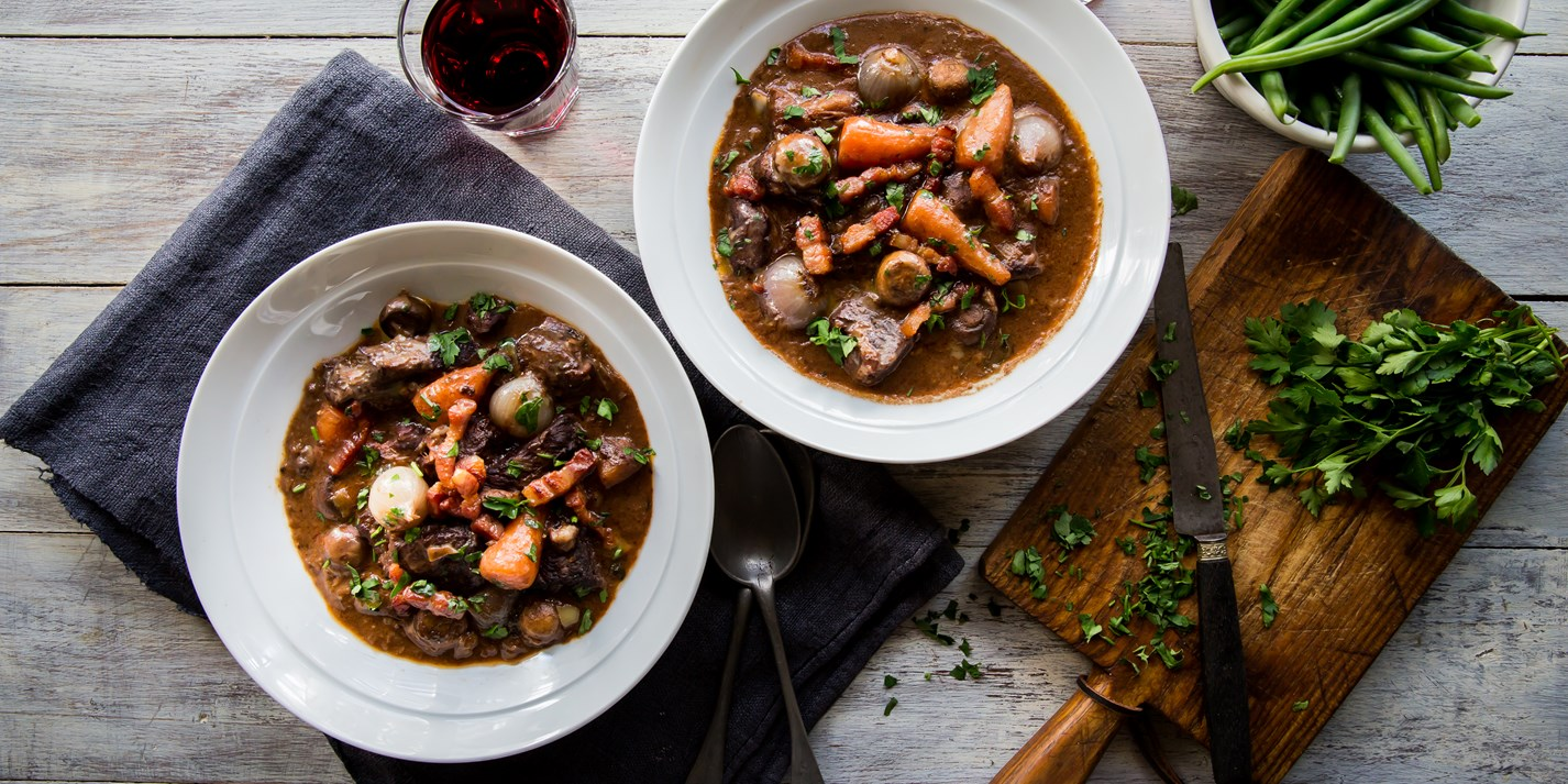 Beef Bourguignon Recipe - Great British Chefs