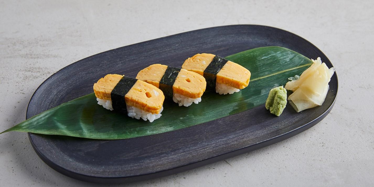 Tamago Nigiri Recipe - Great British Chefs