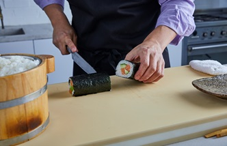 Great British Chefs Academy: sushi – lesson two