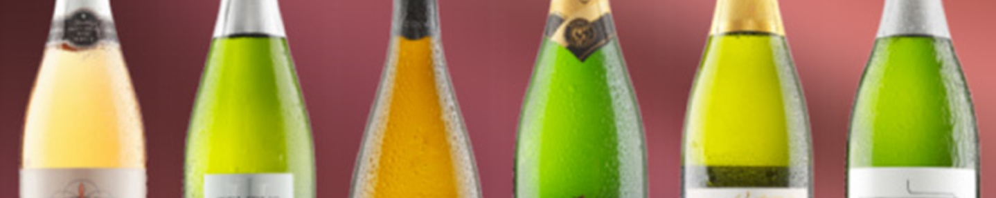 Win a case of six sparkling wines