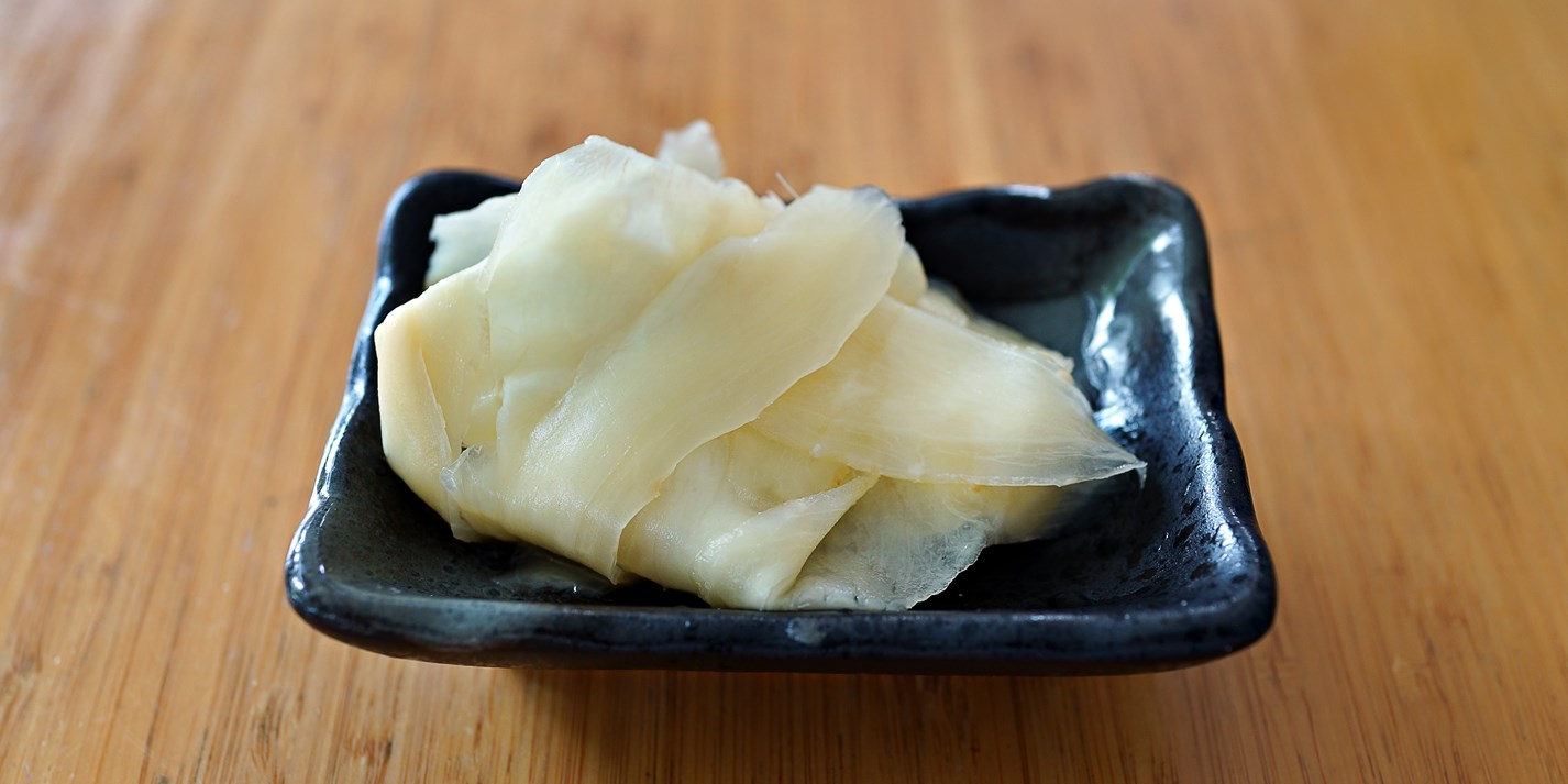 How to make sushi ginger