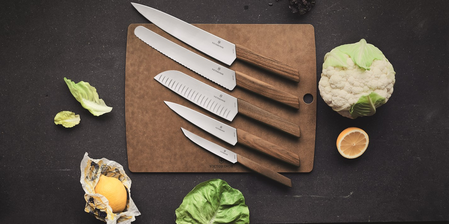 Victorinox: knives and boards for the ambitious home cook