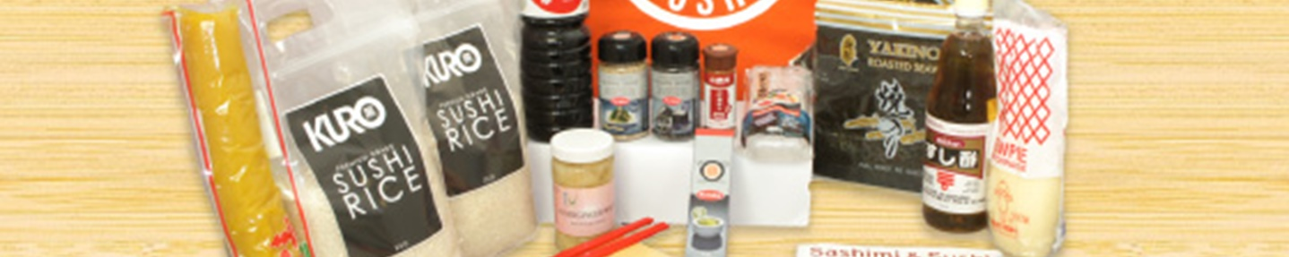 Win a sushi making kit worth £100
