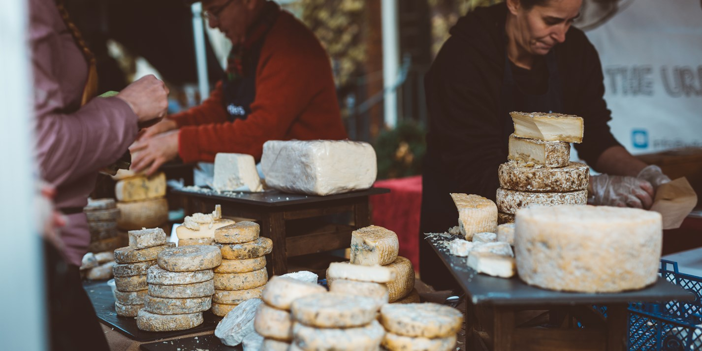 The London Cheese Project: a new festival for cheese lovers