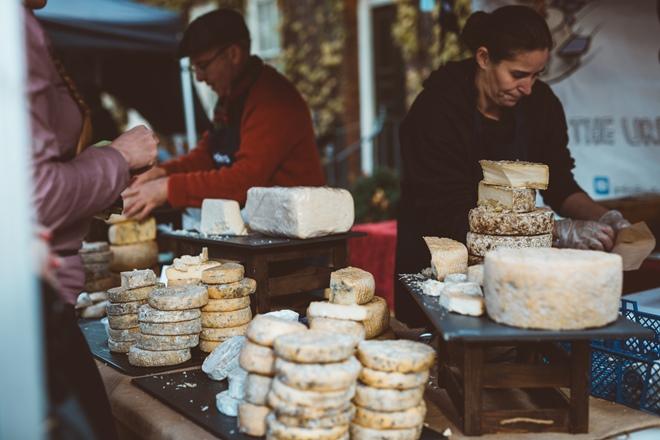 great british cheese awards 2018
