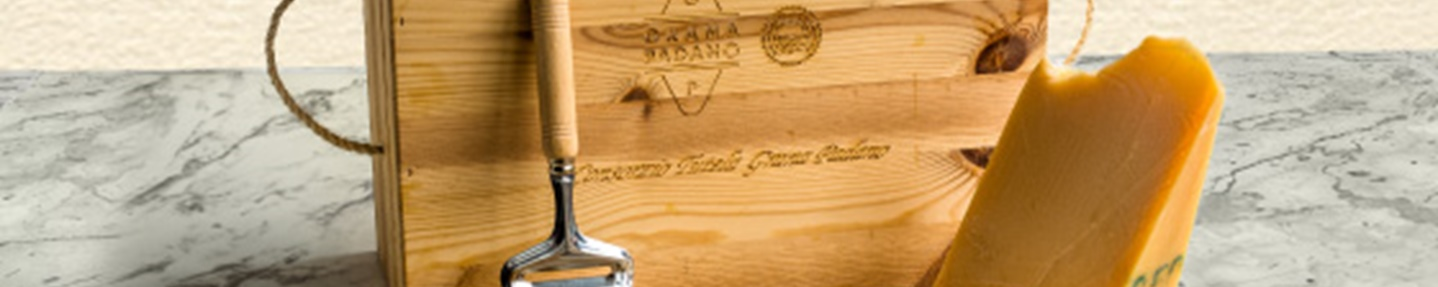 Win a hamper of Grana Padano cheese worth £150