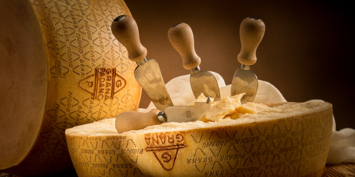 The Three Ages of Grana Padano