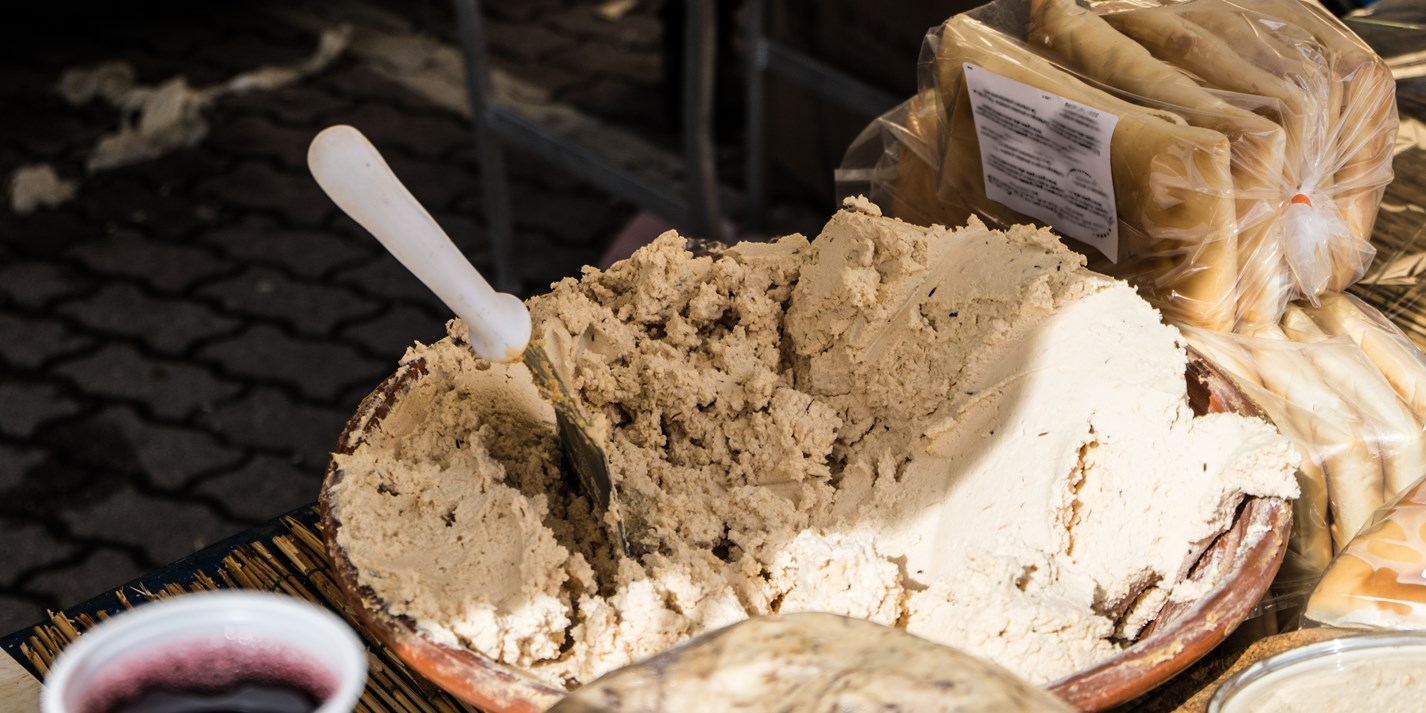Case Marzu: Sardinia's illegal cheese