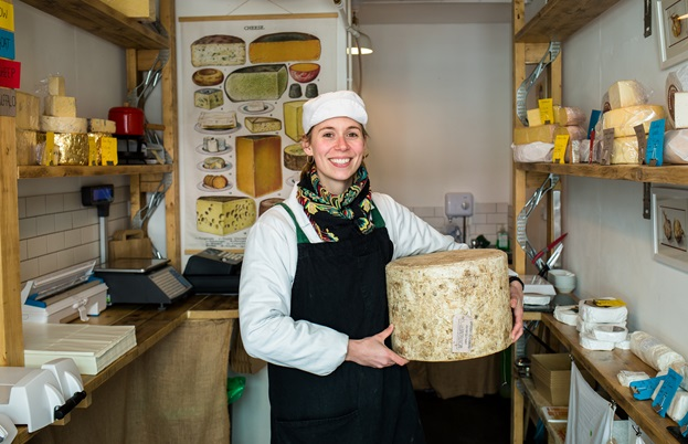 Britain's best cheesemongers: The Bristol Cheesemonger