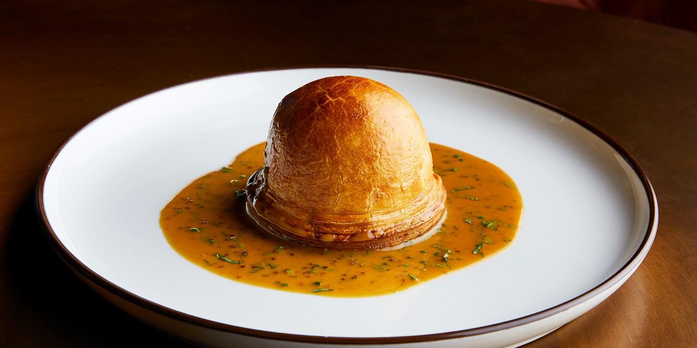 Chicken, Ham and Leek Pie Recipe - Great British Chefs