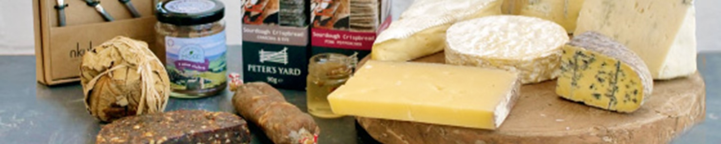 Win a cheese bundle worth over £160