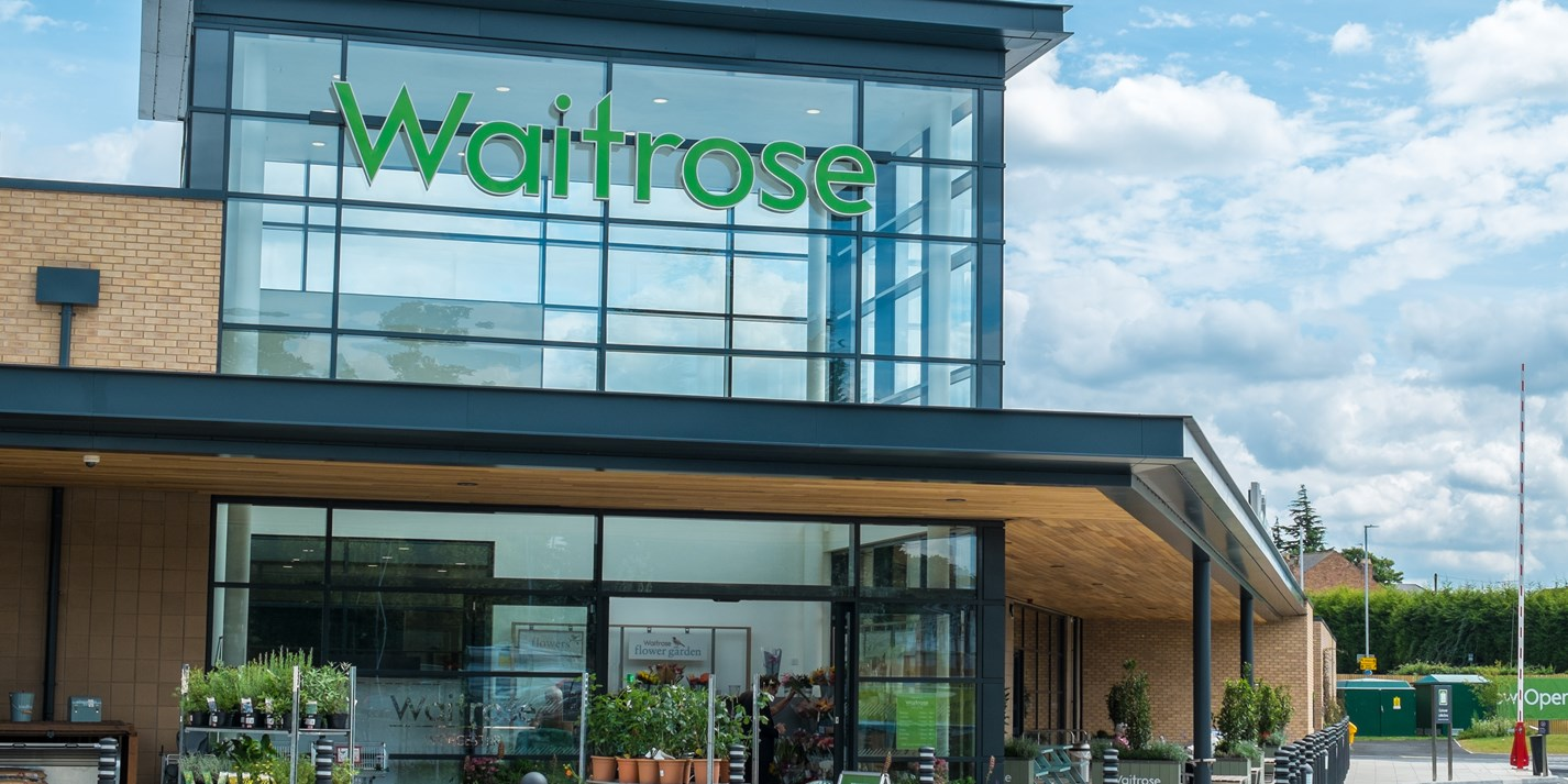 Waitrose and changing consumer habits
