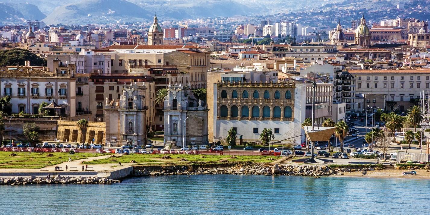 Sicily - Great Italian Chefs