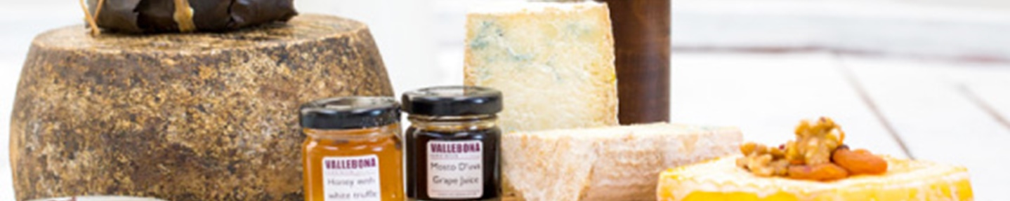 Win a Sardinian Cheese Hamper from Vallebona worth £50