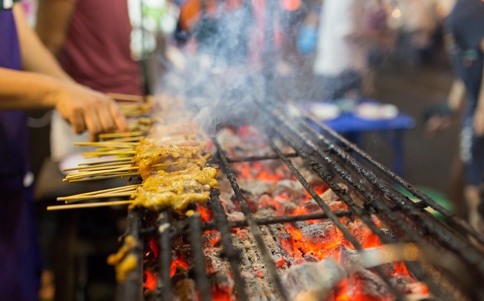 Barbecue around the world