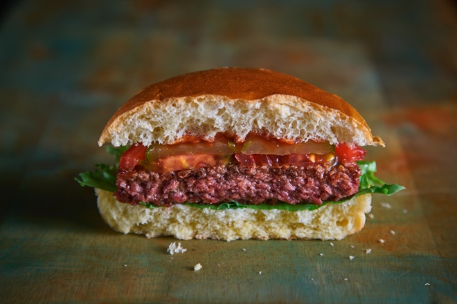 Moving Mountains: a plant-based burger for the future