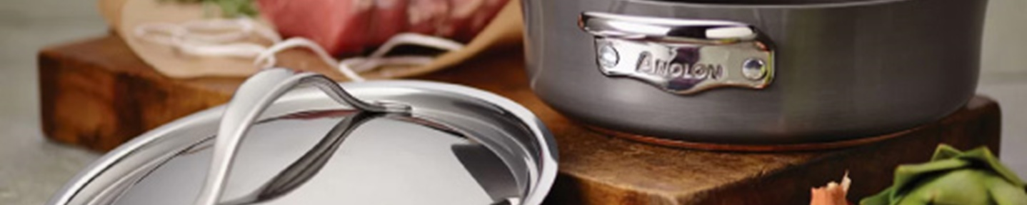 Win an Analon sauté pan worth £135