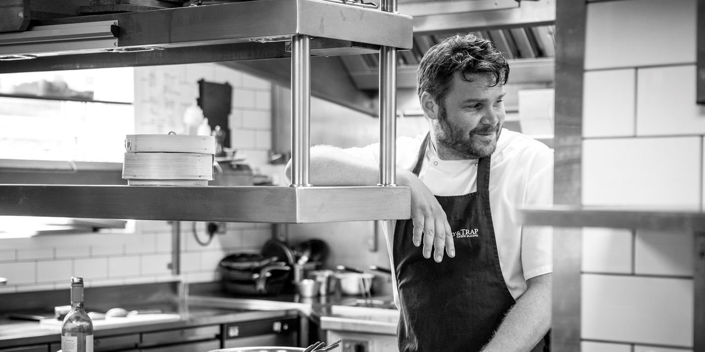 So Chef Ramsay Makes Josh Eat - 4TW