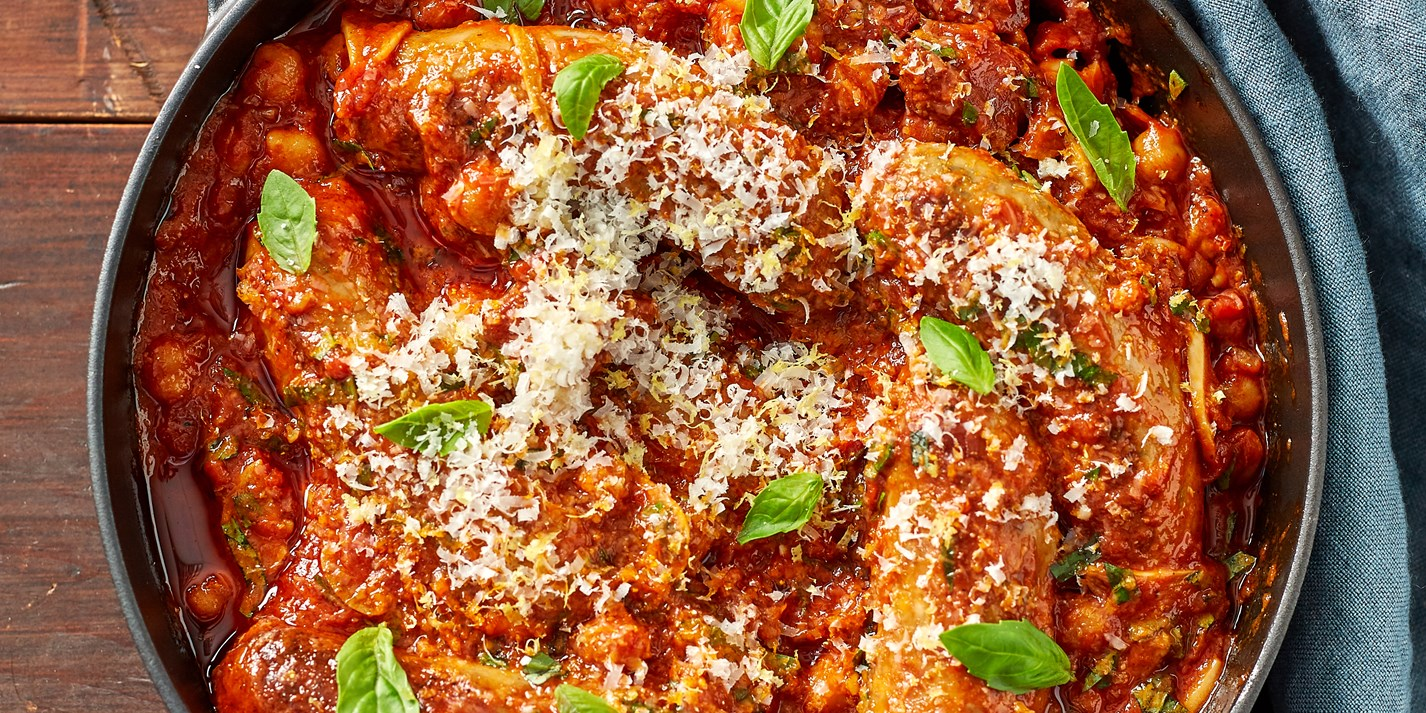 6 tasty recipes that make the most of tinned tomatoes
