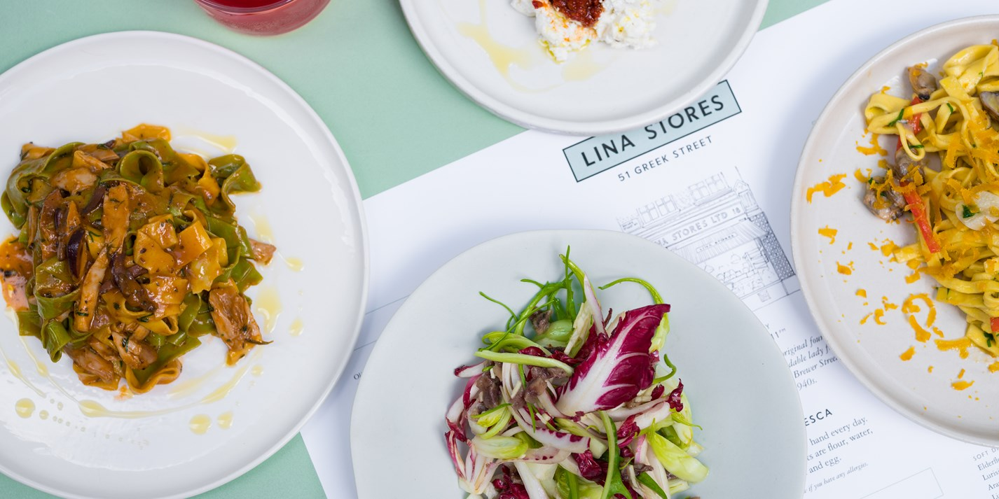 Lina Stores: A true taste of Italy in London
