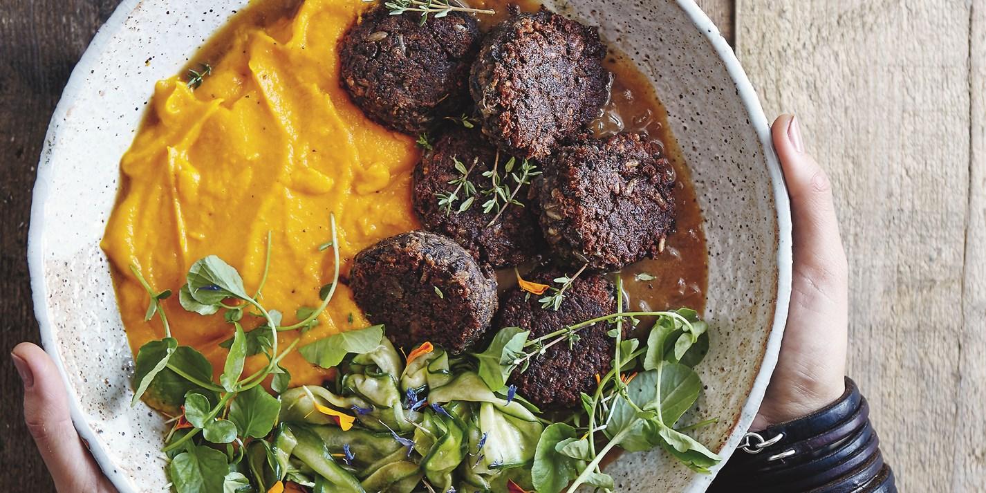 Vegan Meatball Recipe Great British Chefs Flipboard