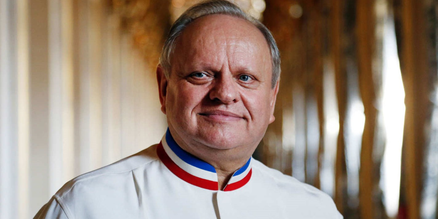 Joël Robuchon: the world's most Michelin-starred chef