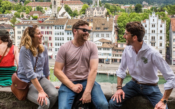Chefs on tour: Josh Eggleton in Zurich, Switzerland