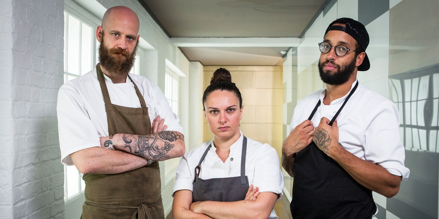 Great British Menu 2018: London and South East preview