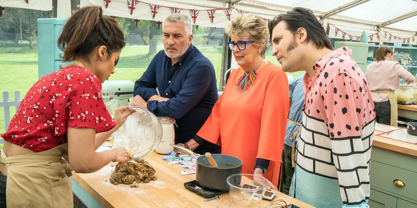 Great British Bake Off 2018: Biscuit Week