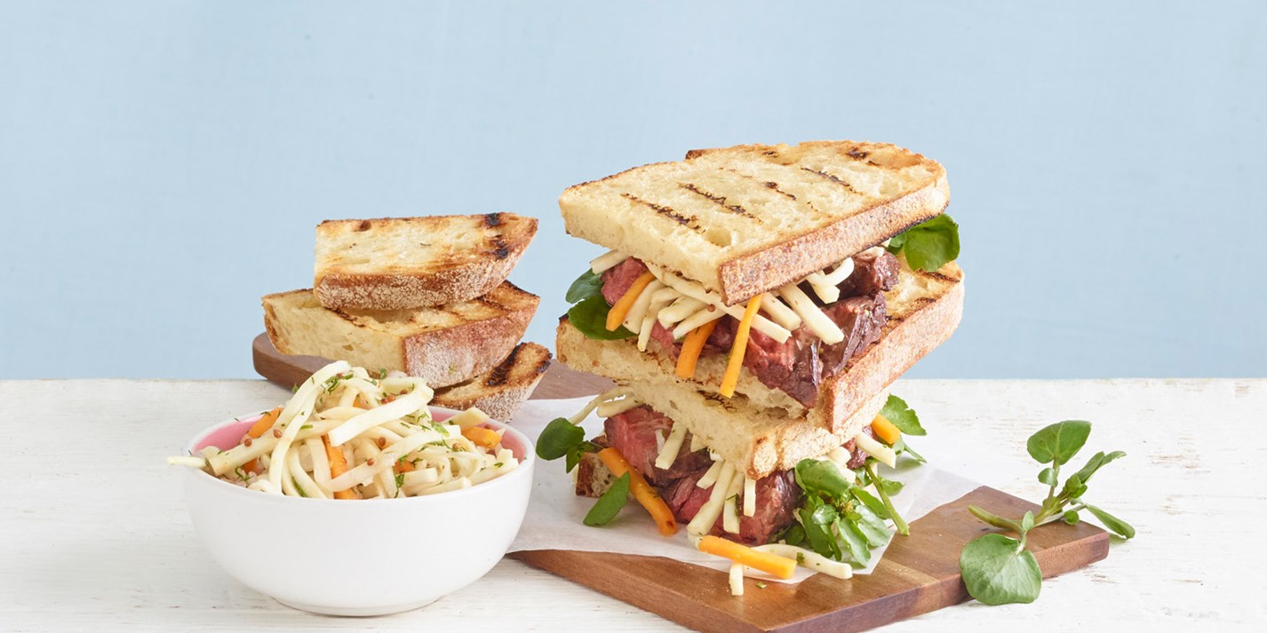 7 of our all-time favourite sandwich recipes