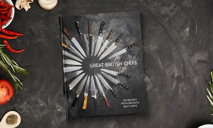 Buy the Great British Chefs Cookbook